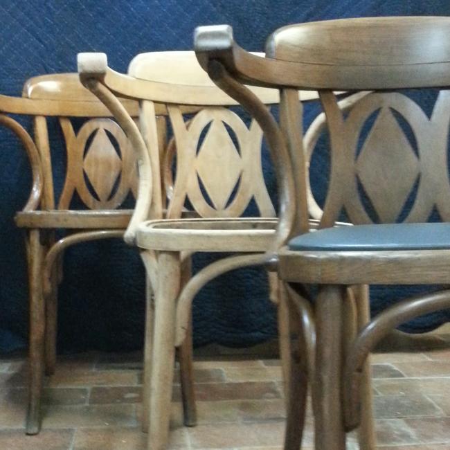 Chaise bar rénovation